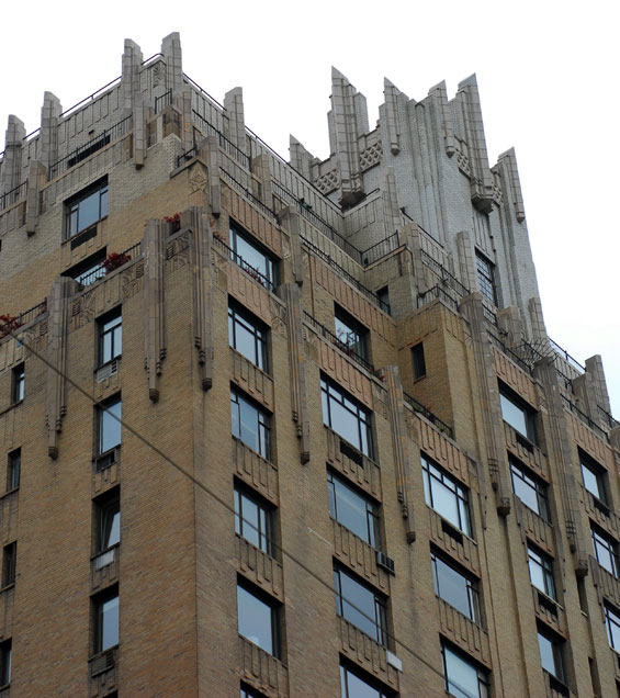 Apartment Building Ghostbusters ghostbusters apartment - on the set of new york