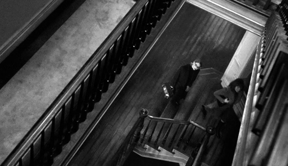 Panic Room Brownstone - On the set of New York.com