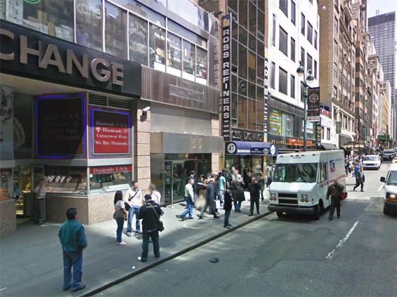 Strip Club 610 West 56th Street And 11th Avenue Manhattan