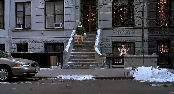 Dana S Apartment Building Ghostbusters elf film locations - on the set of new york