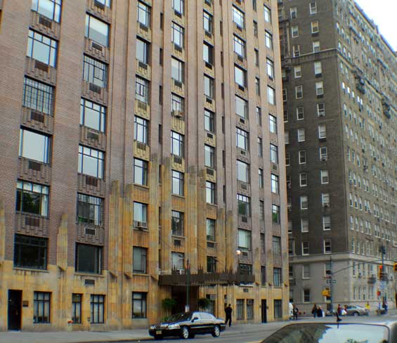 Dana S Apartment Building Ghostbusters ghostbusters film locations - on the set of new york