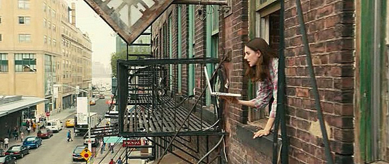 How to be single film locations on the set of new york lucys apartment 57 61 gansevoort street btw 9th avenue and washington street manhattan ccuart Choice Image