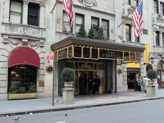 New York Upper West Side Boutique Hotels