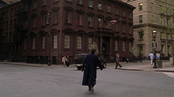 On The Set Of New York Kate And Leopold Film Locations