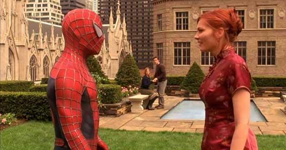 Spider Man Film Locations On The Set Of New York Com