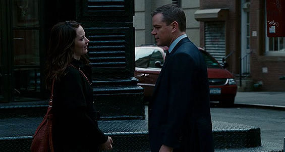 Language In 45 And 47 Stella Street: The Adjustment Bureau Film Locations