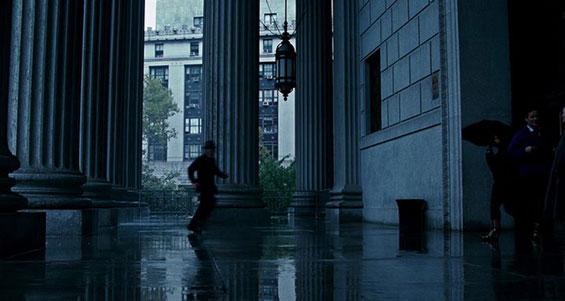 The Adjustment Bureau Film Locations On the set of New Yorkcom