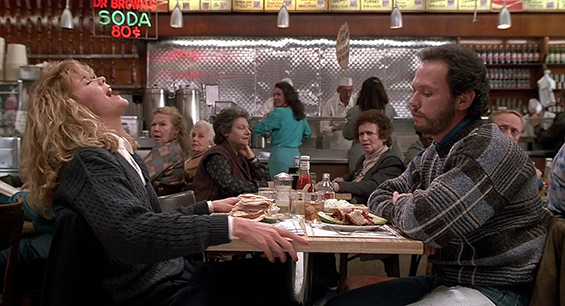 Image result for when harry met sally cafe