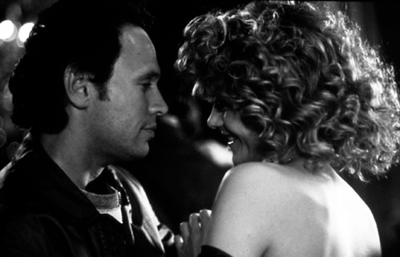 ... starring two of Hollywood's greatest actors, Billy Crystal and Meg Ryan.
